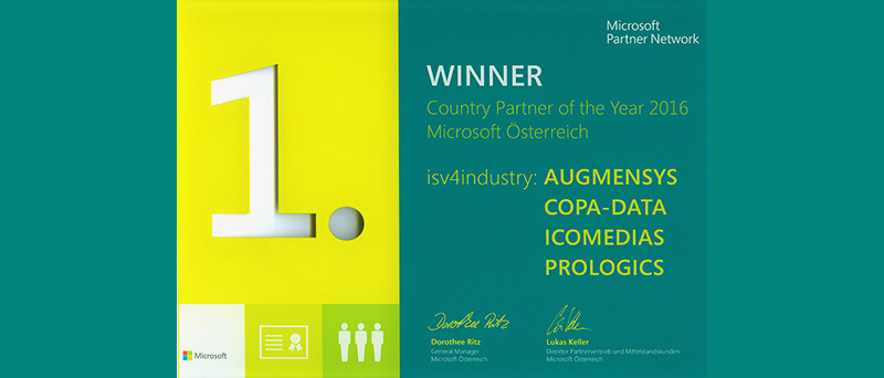 Microsoft Partner of the Year Award