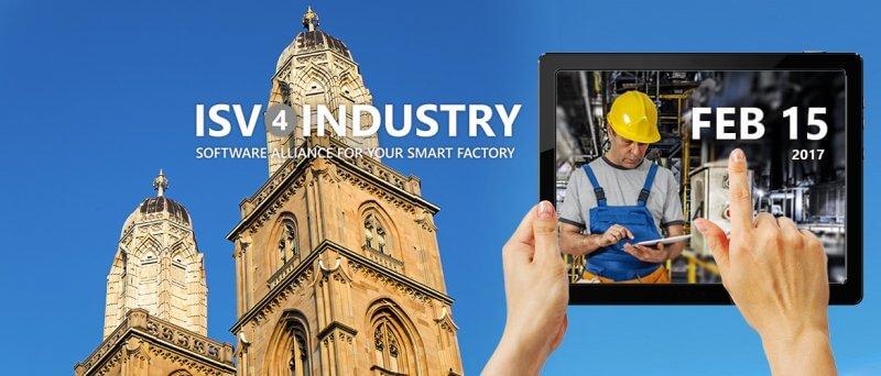 isv4industry: Business Breakfast Microsoft Zurich