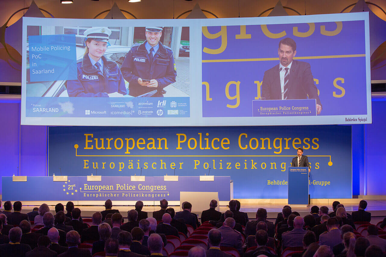 European Police Congress Berlin 2018