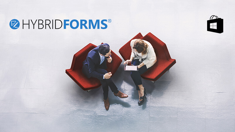 HybridForms 3.6 new in Windows Store