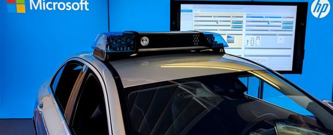 Mobile Forms with HybridForms at the European Police Congress 2017