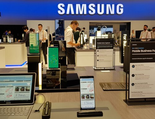 This was IFA Berlin: HybridForms @ Samsung