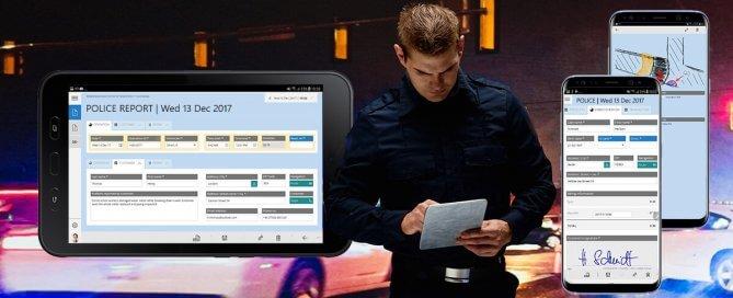 HybridForms at the European Police Congress 2018